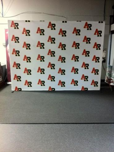 Step & Repeat Banner l South Jersey l SpeedPro