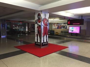 EWU Airport Graphics