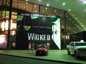 Wicked Best of Broadway INB Performing Arts Center