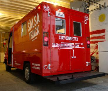 The Salsa Truck; Full Coverage Vehicle Wrap