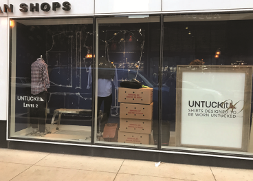 UNTUCKit: Graphics for Window Display