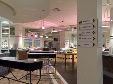 Eataly Chicago - Interior Directional Signage