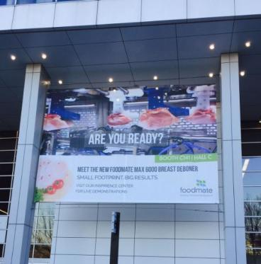 Food Show Banner