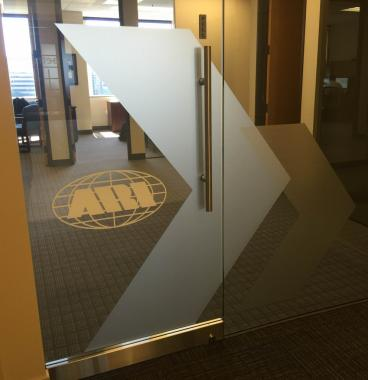 denver, CO ARI fleet managers window graphics