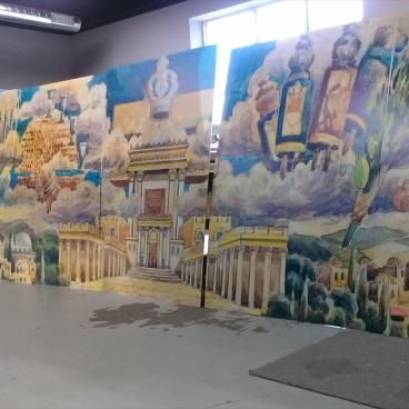 Adas Yeshurun In Progress