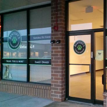 Bentley's Store Front