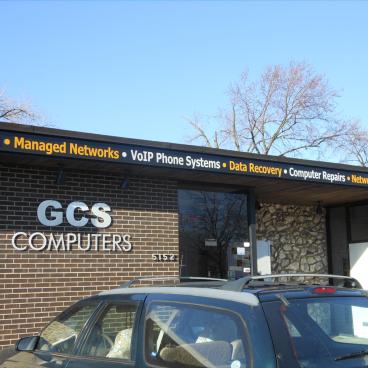GCS Computers Awning