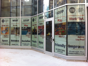 Window Graphics for FFC