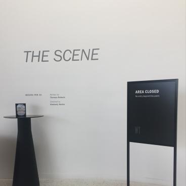 Writer's Theatre Lobby