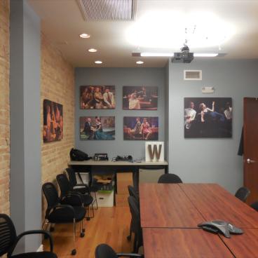 Writer's Theatre Meeting Room