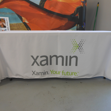 Xamin Table Throw