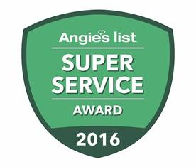 We are proud to be in the top 5% in the Baltimore Metro area to receive the Super Service Award