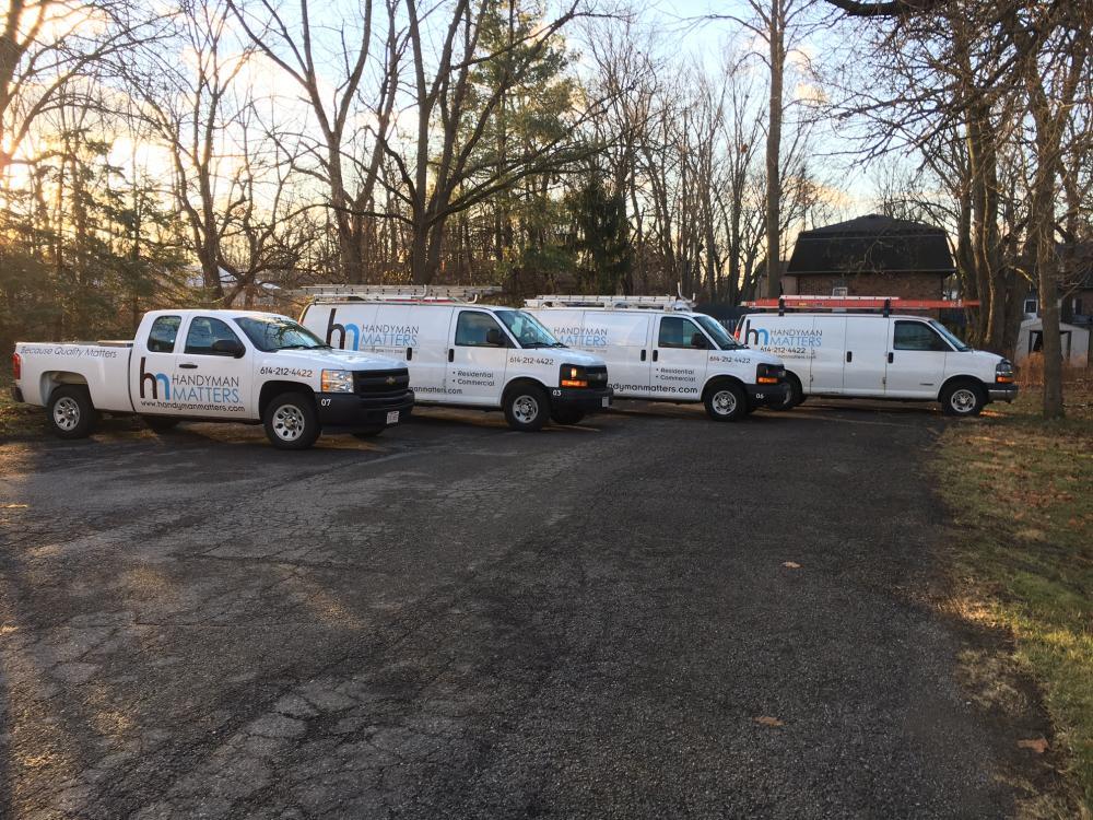 Handyman Matters Fleet