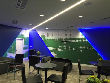 Top Golf Wall Graphics