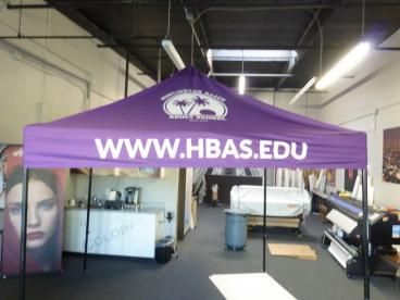 HBAS Tent