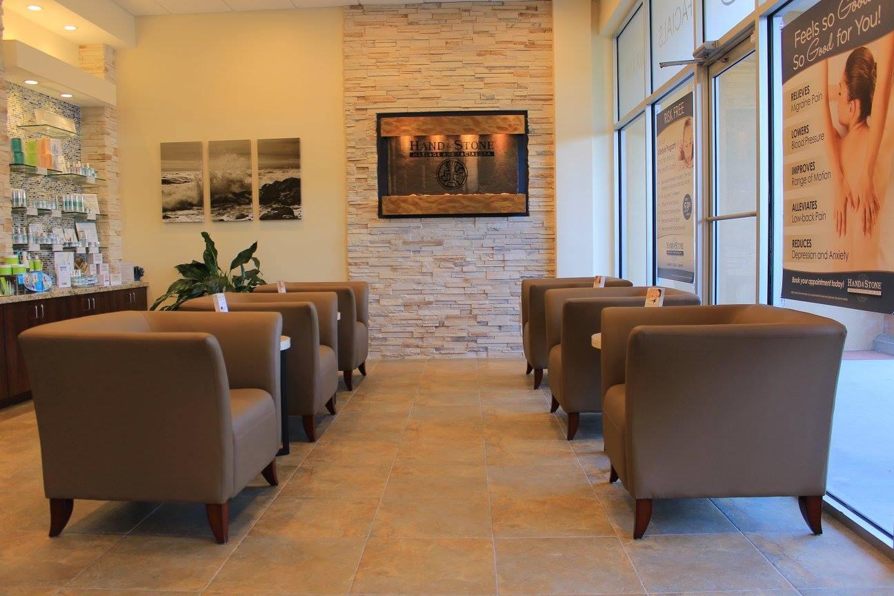 Spa Lobby