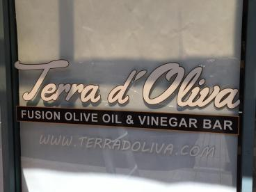 Terra D Olivia Window Graphic