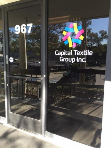 Capital Textile Group Decals