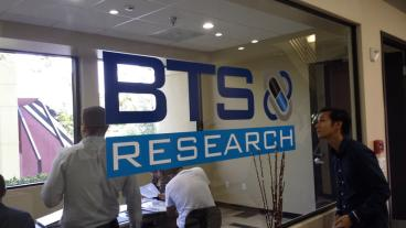 BTS Research Window Graphics