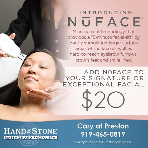 Discover Your NuFace!