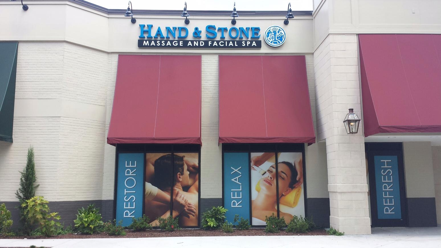 Hand & Stone - 43A Pinecrest Plaza in Southern Pines!