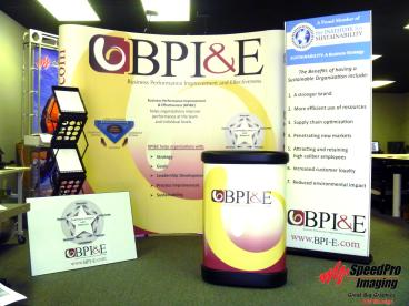 New Trade Show Booth for BPI&E