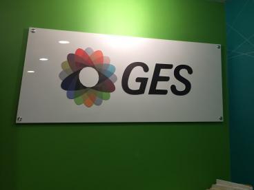 GES Entrance Logo
