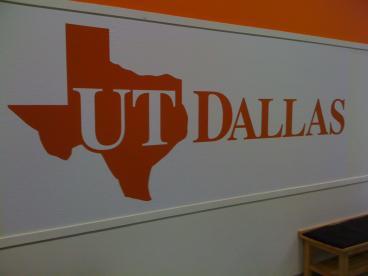 Wall Mural UTD Dallas
