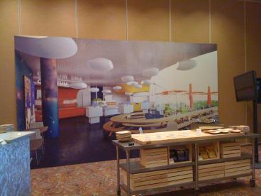 Backdrop Event Signage Dallas