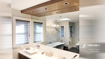 Mirror installed for a design build project in Tsawwassen for Carerra Projects Thumbnail