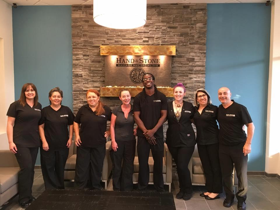 Our Massage Therapy Team!