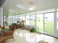 Straight Solid Sunroom