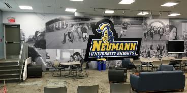 Neumann University - 50' Wall Mural