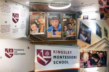 Kingsley Montessori Project