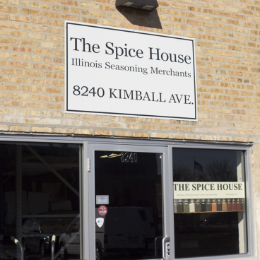Spice House Signs