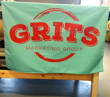Grits Marketing Group table runner Alameda