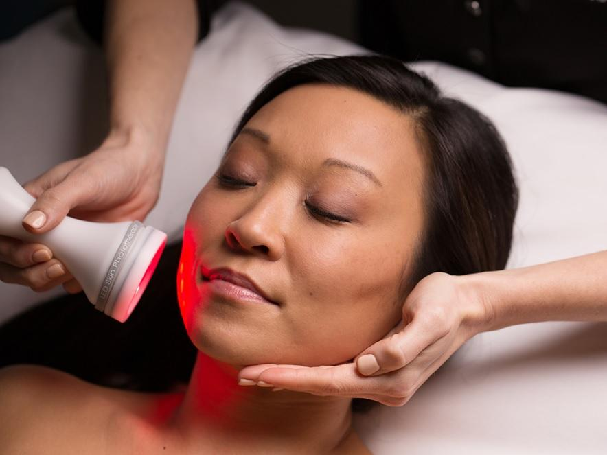 LED Skin Phototherapy