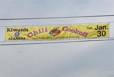 Kiwanis Chili Cookoff Alameda