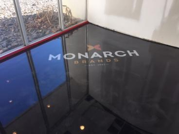 Monarch Brands Floor Logo