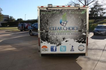 Vehicle Truck Wrap