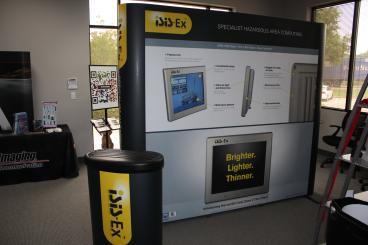 Isis -EX Trade Show Display Dallas Texas