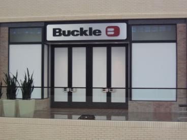 Buckle Window Graphic Speedpro Irving
