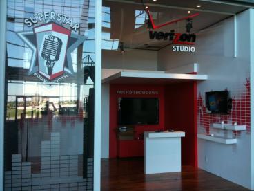 Verizon Window Graphics Speedpro Irving