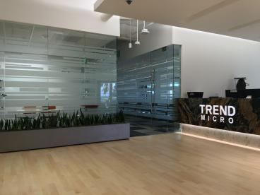Trend Micro Wall Graphics Speedpro Irving Dallas Texas