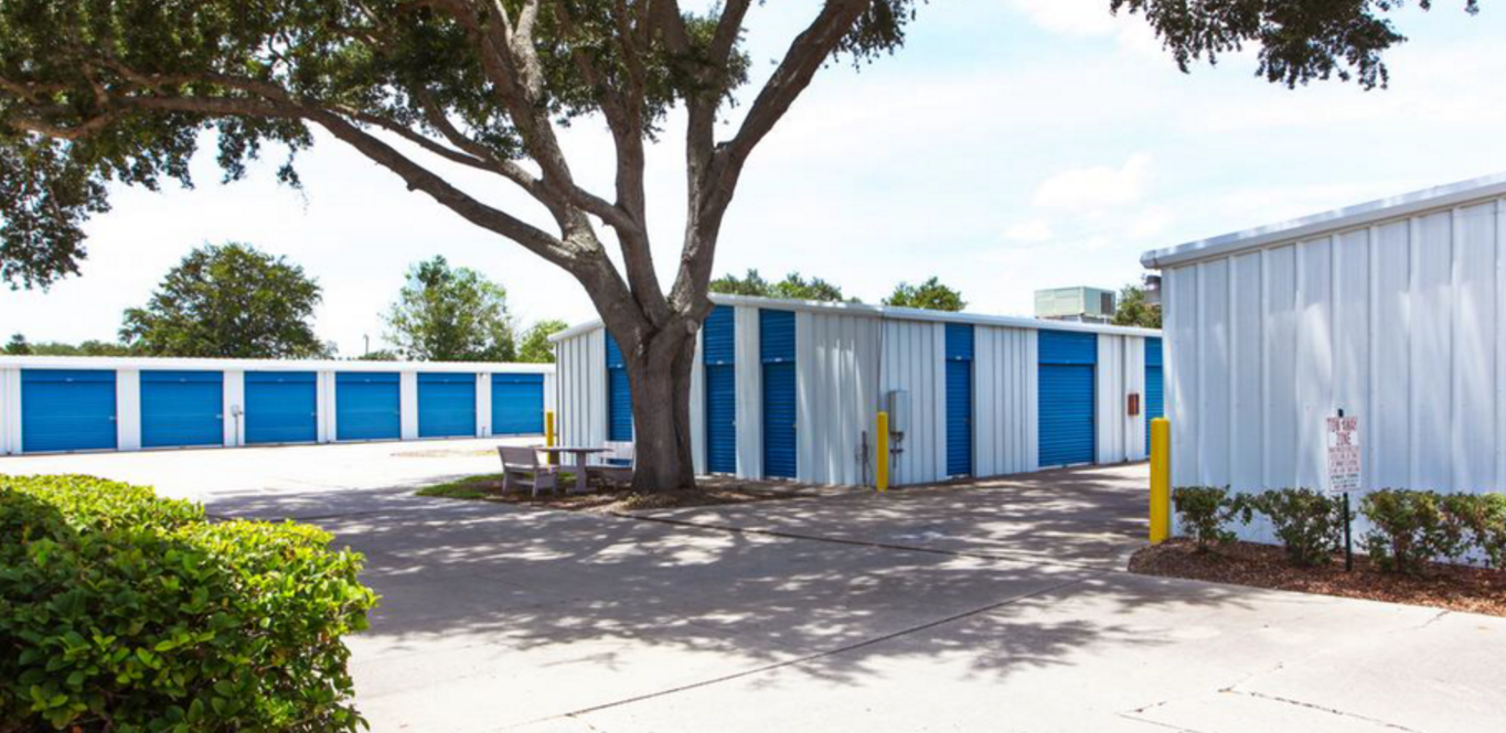 Magnolia Self Storage - Units