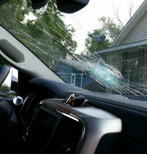 The windshield is one of the biggest safety restraint systems in your vehicle.