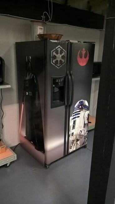 Refrigerator Wrap