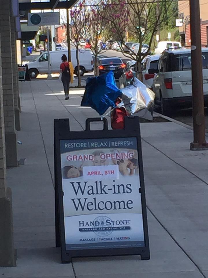 Hand & Stone Spa Portland NE, located in the vibrant N Williams Ave (Peloton Apartments)