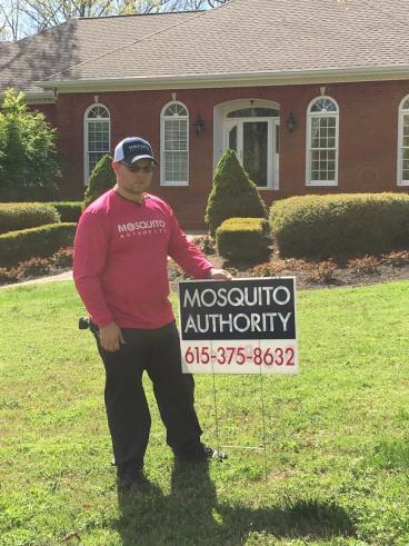 Mosquito Control Specialist