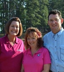 Meet the Owners for Greater Greenwood, Anderson and the Lakelands. Andrea, Stacey, & Ken